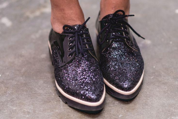 glitter oxford / Street style #SPFW: pézinhos fashionistas - Garotas Estúpidas - Garotas Estúpidas
