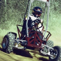 Off Road Go Kart Parts and Racing Go Kart Parts | BMI Karts