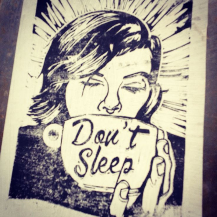 """Don't Sleep"" 