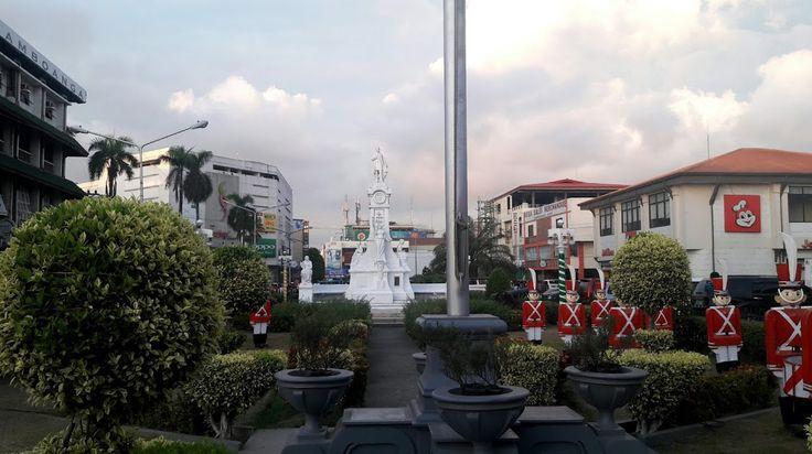 Rizal Park - Zamboanga City