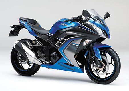 2015 kawasaki Ninja 250 ABS Special Edition