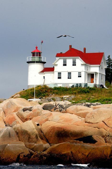 Vinalhaven, Maine Lighthouse                                                                                                                                                                                 More