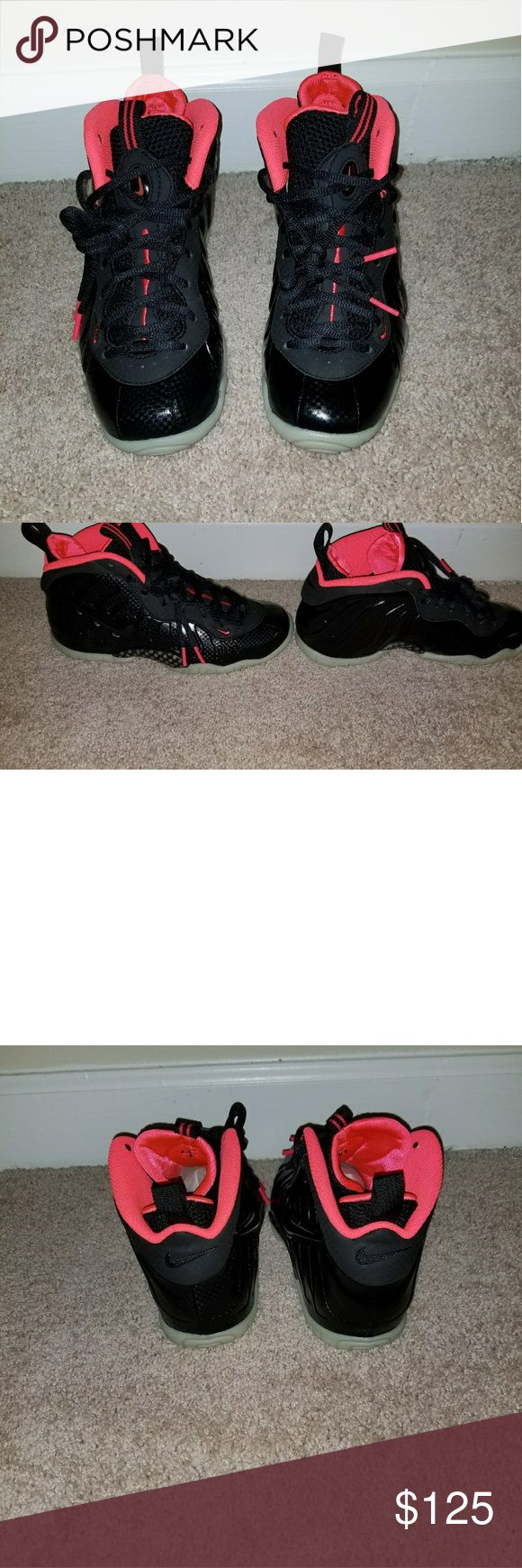 "NIke Little Posite (Foamposite) Pro (GS) - ""Yeezy"" VNDS pair of100% Authentic, Nike Little Posite Pro's in the HYPED ""Yeezy"" colorway. Shoes are virtually brand new, as they were only worn maybe 2 times for less than and hour each time. There are virtually no signs of wear as the posite material in blemish free, and the soles are very clean. I have these shoes listed for a steal price, but all REASONABLE offers will be considered. Nike Shoes Sneakers"