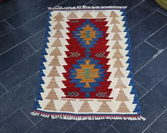 1.9 x 2.9 ft Aztec Kilim Rug, Kilim Rug, Free Shipping, Handwoven Turkish Kilim Rug, Anatolian Kilim Rug Decorative, Kilim Rug Kilim No 769 -    Edit Listing  - Etsy