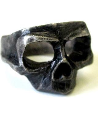 Lor G Jewellery | Skull Rings | Biker