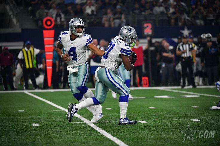 Views of the Dallas Cowboys preseason game against the Oakland Raiders at AT&T Stadium in Arlington, Texas.