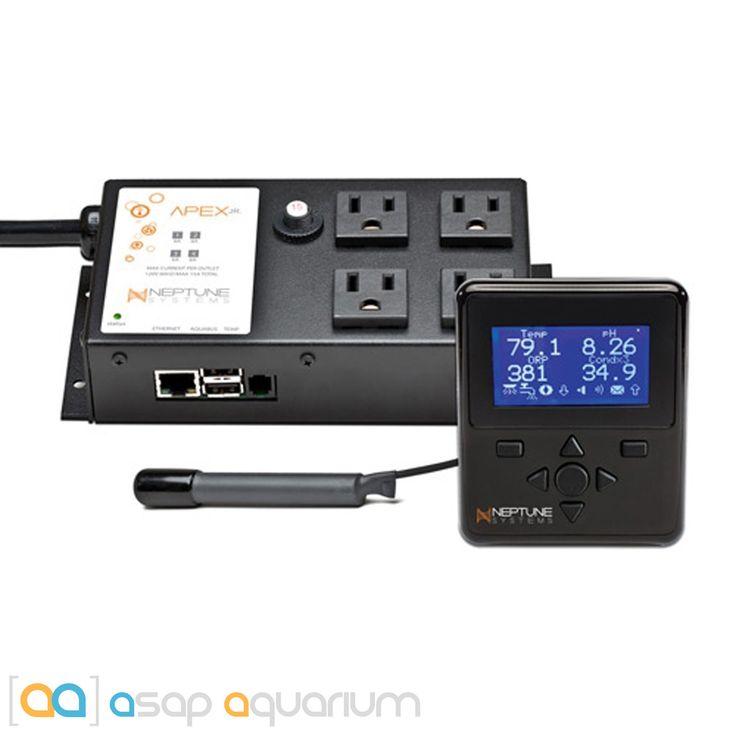 Neptune Systems Apex Jr. AquaController (Base Unit, Display & Temp Probe)