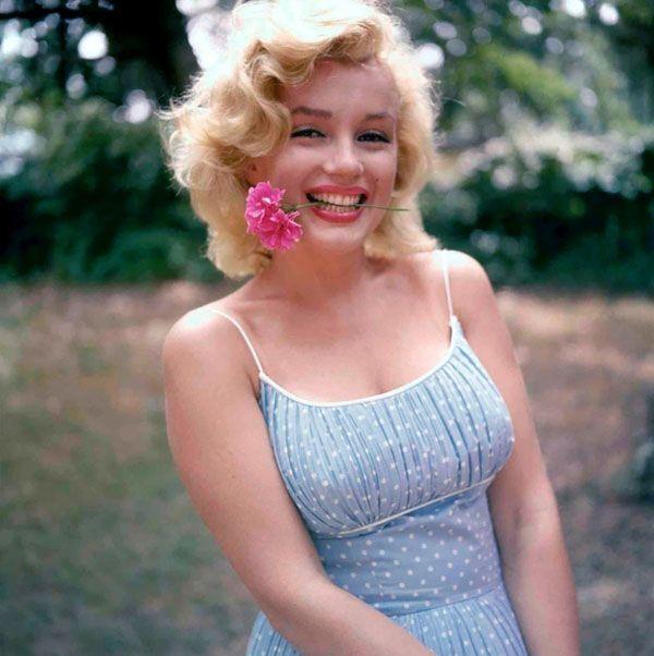 Marilyn Monroe Instagram Fotoğrafları