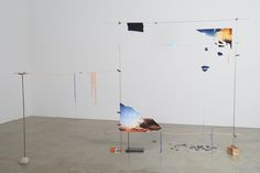 Sarah Sze at Tanya Bonakdar Gallery 2015