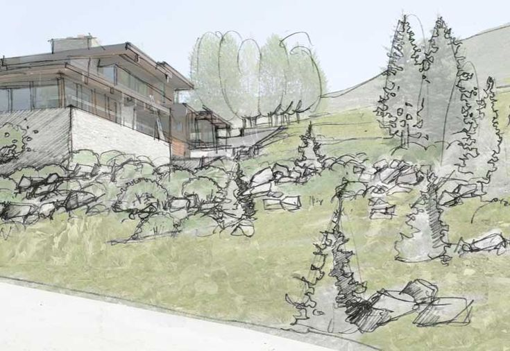 Landscape Architecture Perspective Drawings landscape architecture perspective drawings image information