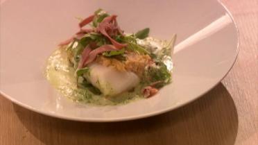 Cordon bleu van kabeljauw (bekijk video) - Vtm Koken - Johan Engelen !