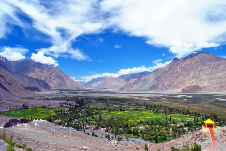 12 Nights Manali Leh Ladakh Srinagar Package