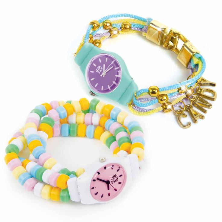 Candy Pop Candy Time Watch making kit: https://stylemeup.com/en/shop/fashion-hair-accessory-kits/candy-pop-candy-time