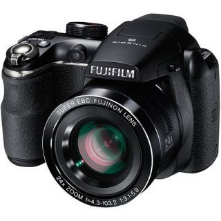 "Fujifilm FinePix S4200 14 MP 3"" LCD Ekran Siyah :: albakavm.com"