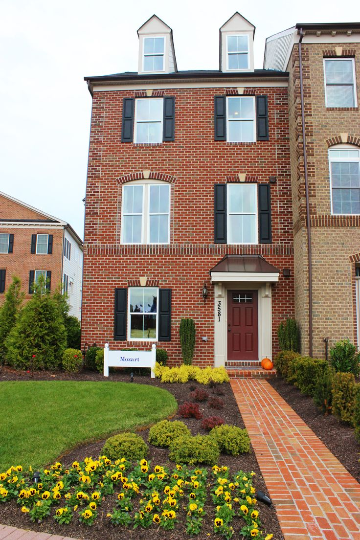Model homes in frederick md