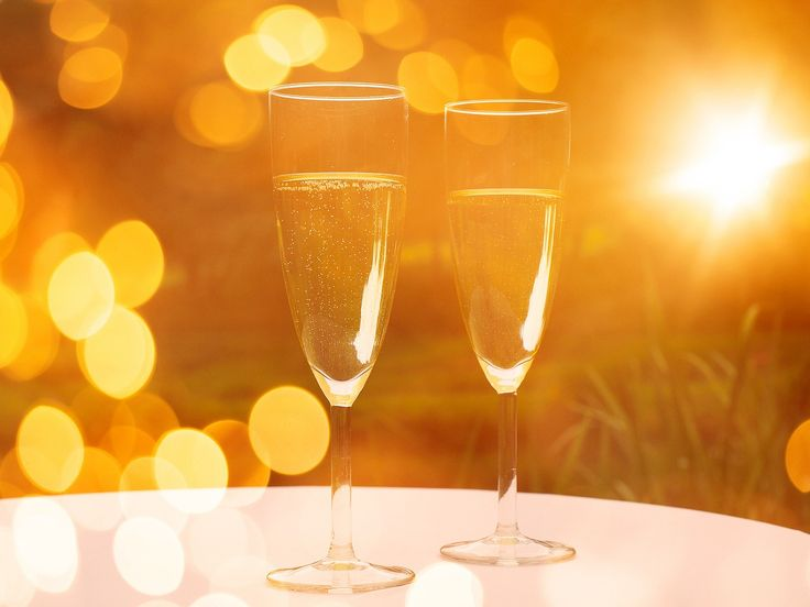 No better way to celebrate by popping your favorite bubbly - if you're of age! :-) Champagne helps detoxify the skin and fights free radicals. Check out Beauty Guru Michelle Phan for this great DIY Champagne Facial.