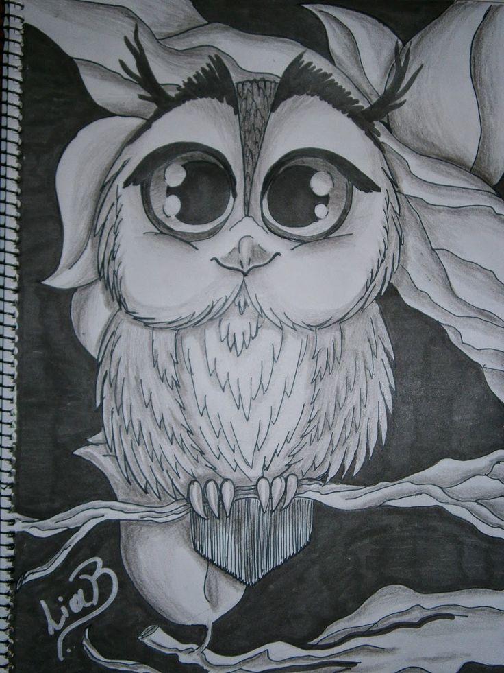 Lia B. Creations: Owlet