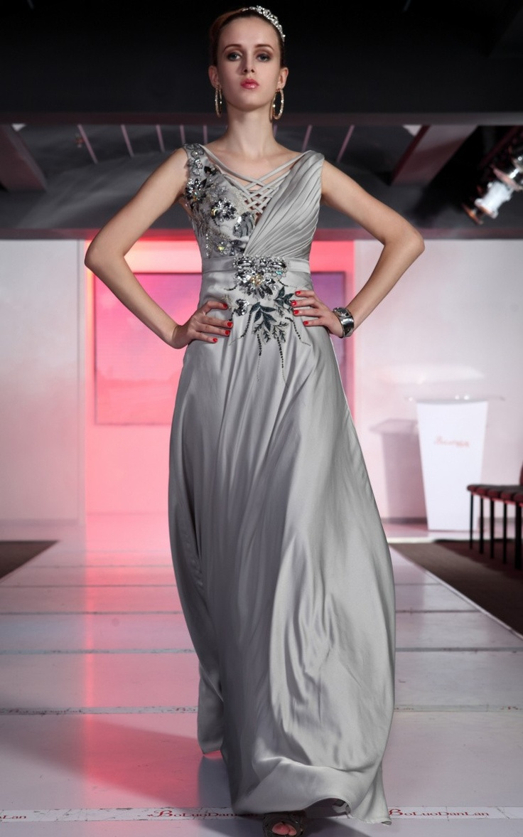 195 best dress images on pinterest party wear dresses picture of gray formal dresses celebrity inspired dresses long evening dresses ombrellifo Image collections