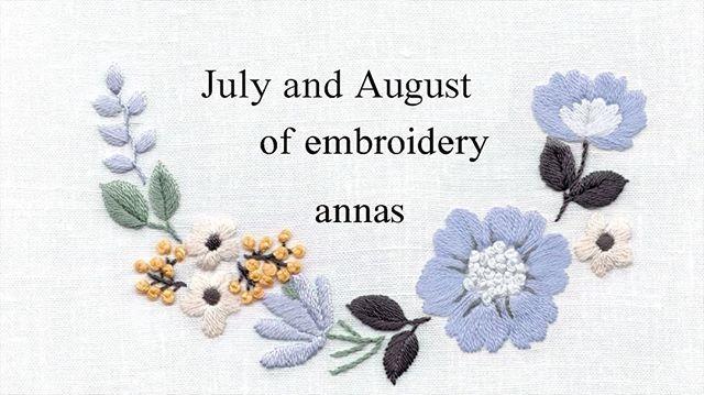 『毎月の刺繍』動画。今は忙しくて辞めてしまいましたが、2か月に一回、教室用に図案を考えて動画を作っていました。 この動画の図案は『annasの草花と動物のかわいい刺繍』に載せています。 ・ ・ #刺繍 #刺繍ブローチ #ハンドメイドブローチ #ブローチ部 #ブローチ #ブローチ #ヘアゴム #embroidery #embroidered #needlework #手芸 #ステッチ #stitching #刺しゅう #暮らしを楽しむ #ハンドメイド #자수 #вышивка #broderie #ししゅう #日々 #手作り #ハンドメイド #手芸 #ハンドメイド #刺繡 #ほっこり