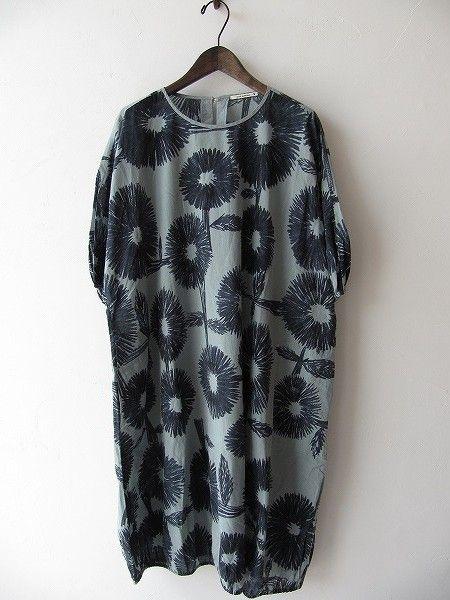 Mina Perhonen Dress - daisy textile