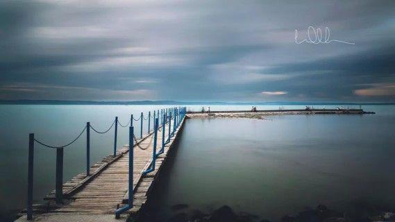 Siófok, Lake Balaton