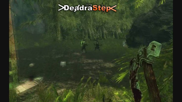 The Renagade Natives Small Look Pitfall TLEP Remake Elder Scrolls V:Skyrim