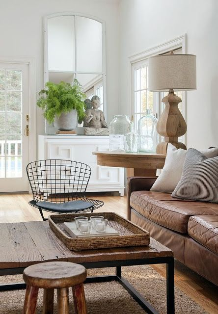 Leather Sofas Decor IdeasDecorating