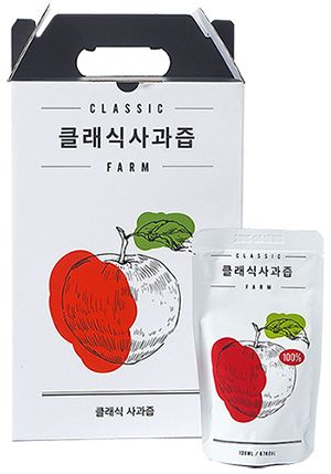 CLASSIC apple juice package - WORKS SERVICES