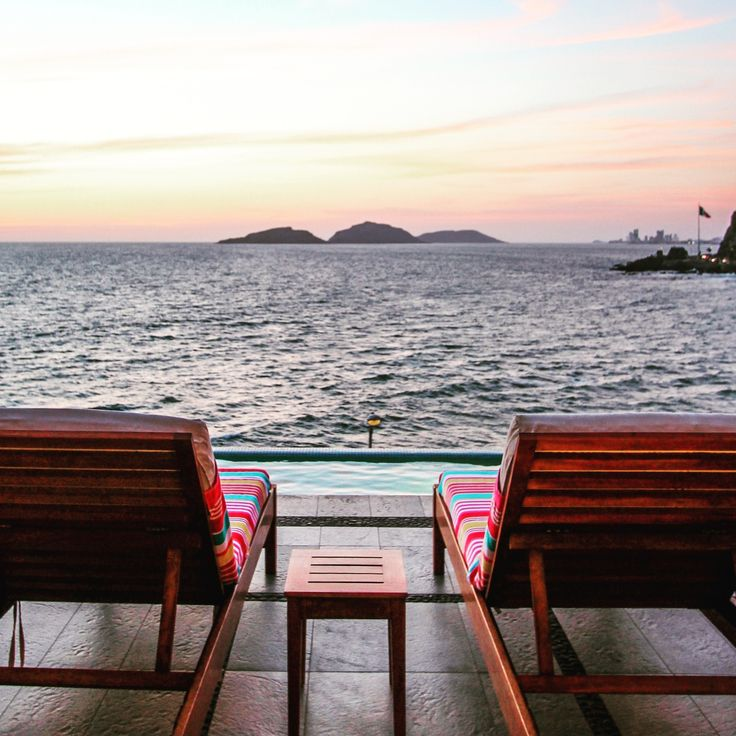 33. DRINK PACIFICO WHILE WATCHING THE SUNSET  Last, but not least, we think this one is an absolute must. Enjoy the Mazatlan-produced Pacifico beer (or sip on an ice cold Mexican white wine) and catch a breathtaking sunset along the malecon or from the Casa Lucila Hotel Boutique rooftop. You'll thank us later.