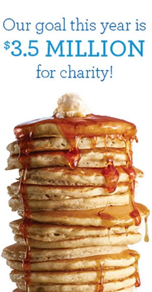 Free Pancakes at IHop on March 8th - USA Get This Offer: http://www.freestuffcloud.com/free-pancakes-at-ihop-on-march-8th.html #FreePancakes #IHop #FreeStuffUSA