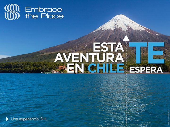 Esta semana destino #Chile