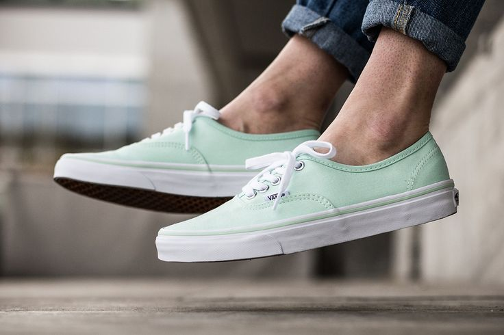 Vans Authentic in Pastels for Spring 2017 - EU Kicks: Sneaker Magazine