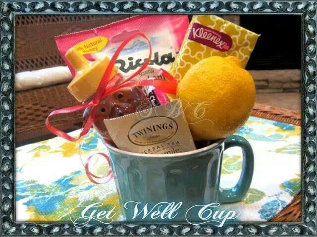 Get well cup