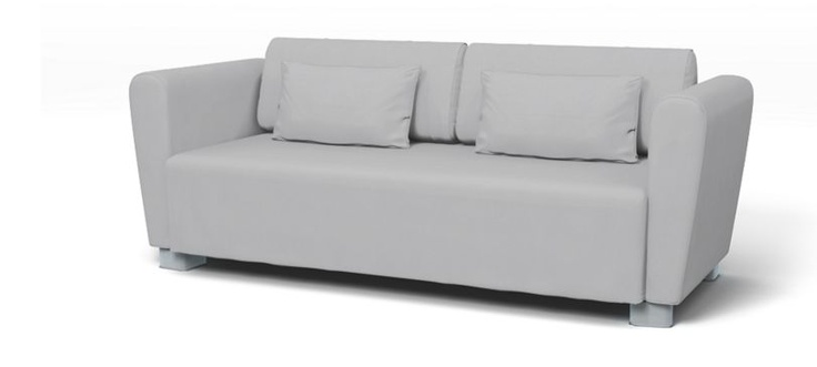 Ikea sofa covers :)