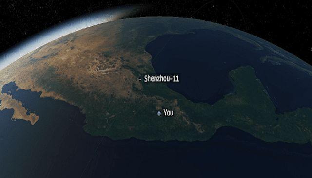 موقع ويب خرافي لمعرفة الأقمار الصناعية التي يمكنك رؤيتها من منزلك بالعين المجردة في سماء بلدك يسمح لنا هذا الموقع بإلقاء نظرة على الفضاء Blog Posts Lockscreen