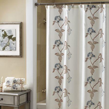 Croscill Christina Shower Curtain