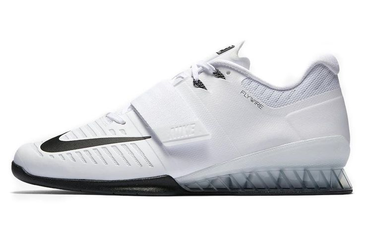 An elite level lifting shoe, Nike Romaleos 3 Training Shoe pairs a lightweight upper with a supportive, durable platform. Flywire technology combined with a nylon strap across the forefoot keep you locked in during your heaviest workouts.