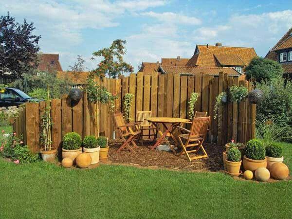 Gartengestaltung Kleiner Garten Ideen #3 Garten Pinterest - garten planen hang