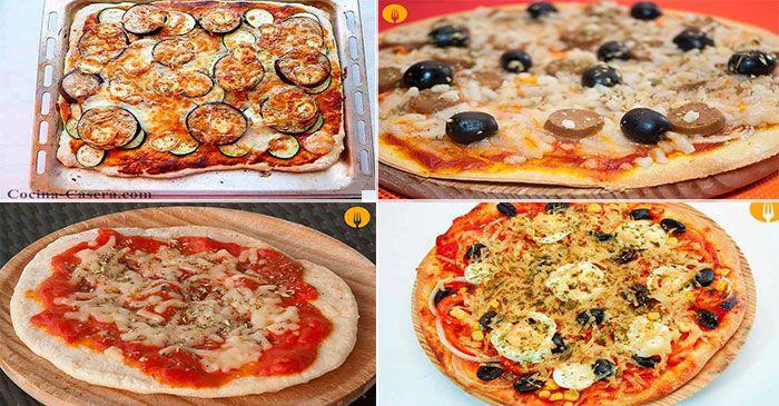 Las recetas de pizzas son inmensamente variadas y ricas en imaginación. En…