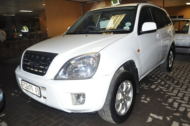 Chery Tiggo 1.6 TX R119900 #1036 | Used Cars for Sale in Bloemfontein Used Cars…