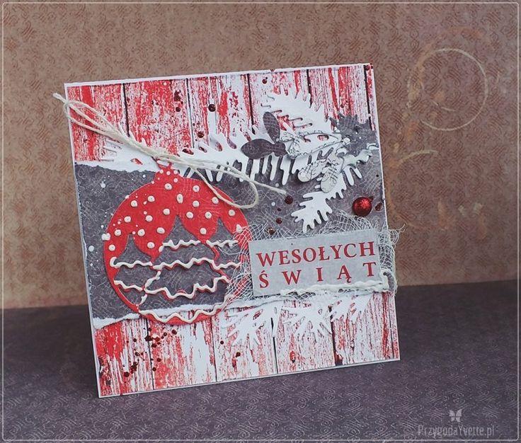 Kartka Świąteczna | Merry Christmas / card