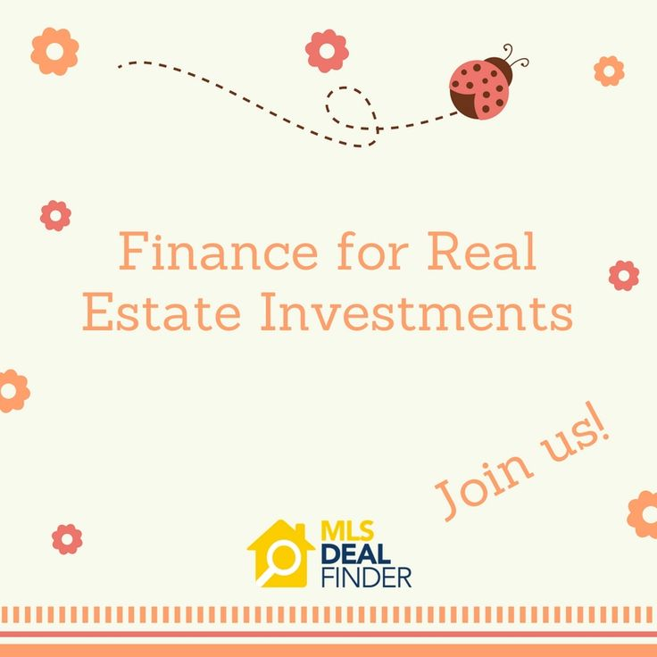Come and join us! RSVP > https://www.eventbrite.com/e/finance-for-real-estate-investments-tickets-32504238051 #MLS #fastcma #cma #realestateagent #realestate #realtor #broker #investor