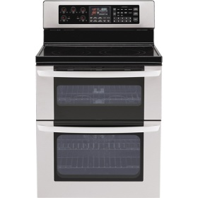 Charming Ideas Double Ovens Lowes. LG Smooth Surface ft Self Cleaning Double Oven None Electric Range  Stainless Steel at Lowe s Take the stress out of holiday cooking with this 15 best oven images on Pinterest ovens