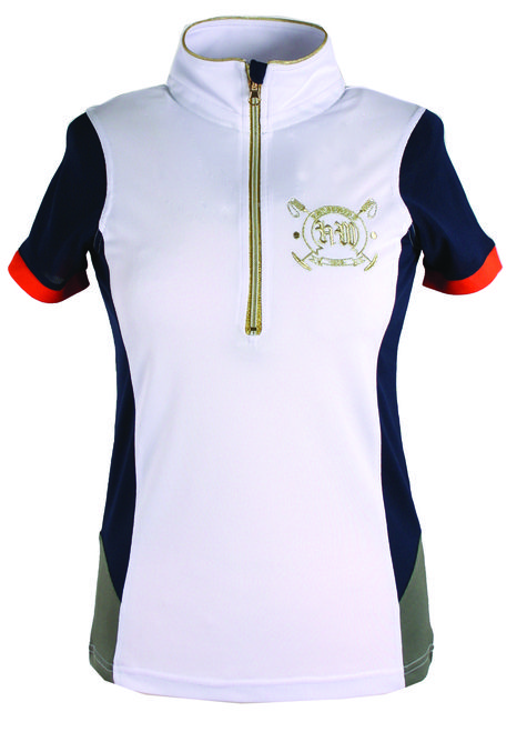 Horseware Newmarket Emmy Technical Polo