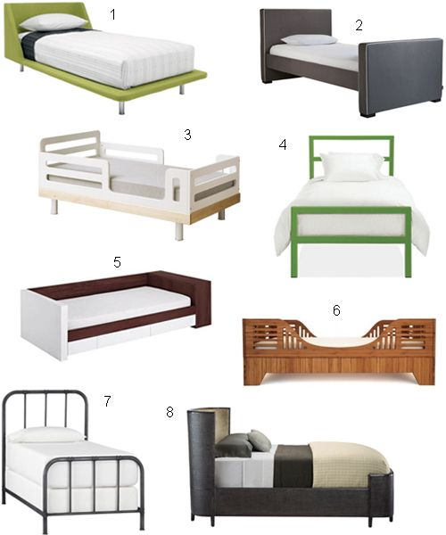 Twin Beds For Boys Contemporary