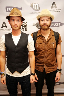 Danny and Chris Masterson...never knew they were brothers ! Crazy