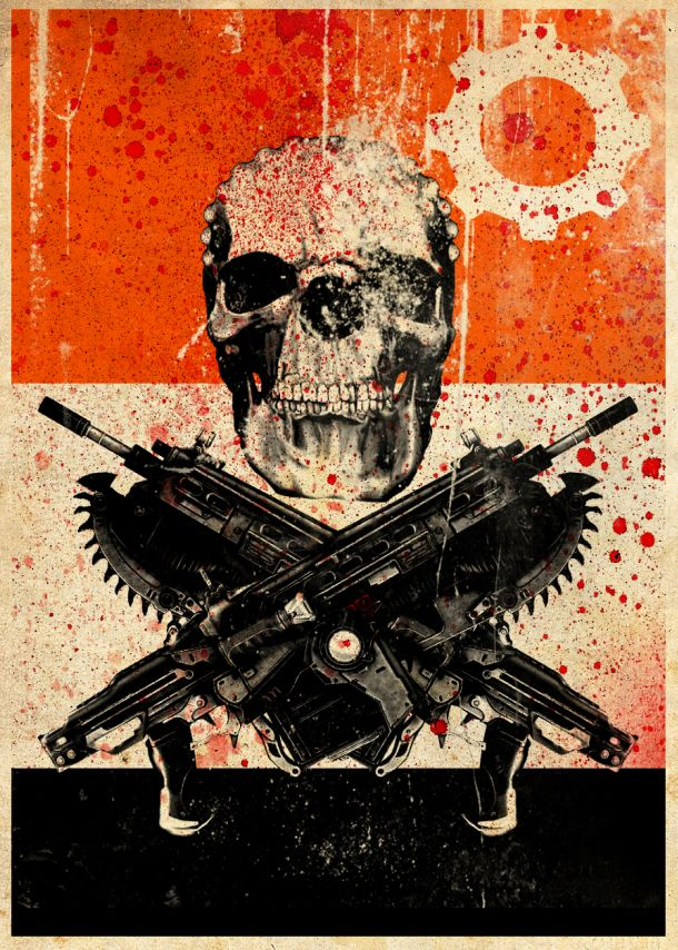 Limited Run Gears Of War 3 T-Shirt Available Next Week - News - www.GameInformer.com