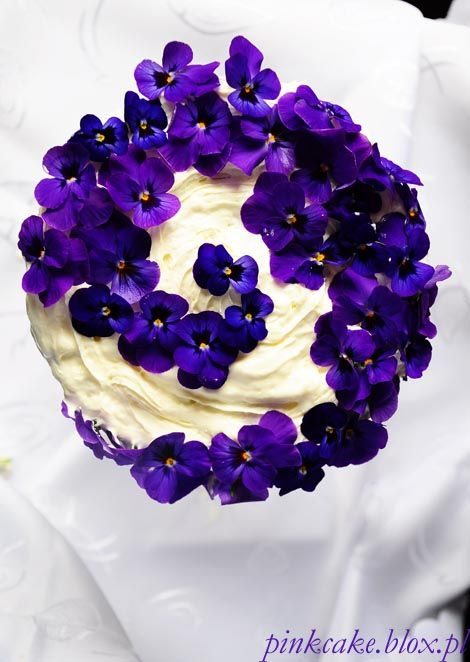 Best 25 Violet cakes ideas on Pinterest Violet petal wedding