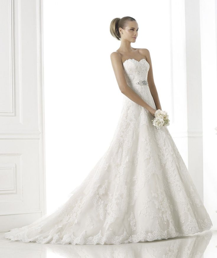 Pronovias Wedding Dresses Pre-2015 Collection Part III