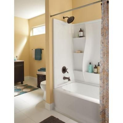 Classic 400 5 Ft Left Hand Drain Soaking Tub In High